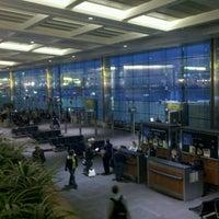 Photo taken at Baltimore/Washington International Thurgood Marshall Airport (BWI) by Jeff Z. on 2/8/2012