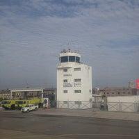 Photo taken at Aeropuerto Internacional Capitán FAP José A. Quiñones González (CIX) by Lynn Mora C. on 8/6/2012