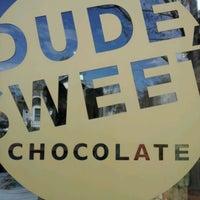 Foto scattata a Dude, Sweet Chocolate da sarah m. il 3/3/2012