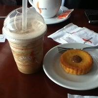 Photo taken at Café Barista by Dan A. on 6/22/2012