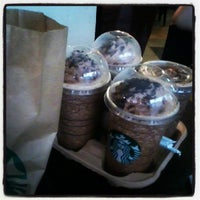 Photo taken at Starbucks Coffee by Orange D. on 5/14/2012