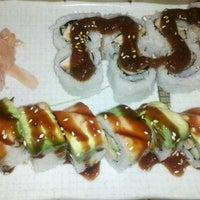Photo taken at Kampai Sushi & Steak by Tekeema M. on 2/4/2012