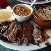 Photo taken at Moose's Famous BBQ by Michael W. on 4/21/2012