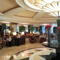 Photo taken at Sheraton Saigon Hotel & Towers by Zack P. on 7/18/2012