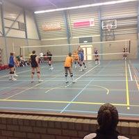 Photo taken at Sportcentrum 't Wooldrik by Huib G. on 6/27/2012