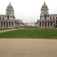 Photo taken at University of Greenwich (Greenwich Campus) by Henry H. on 3/2/2012
