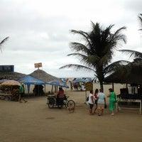 Photo taken at Playa de Canoa by Milton R. on 9/9/2012
