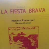 Photo taken at La Fiesta Brava by James C. on 7/31/2012