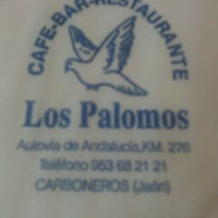 Photo taken at Los Palomos by Manuel V. on 8/13/2012