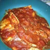Photo taken at Rasta Pasta by Jordan J. on 3/24/2012