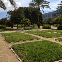 Photo taken at UA - Universidad de Alicante / Universitat d'Alacant by Ли S. on 9/4/2012
