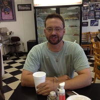 Photo taken at Mott & Hester Deli Co. by Arnie Joe O. on 2/17/2012