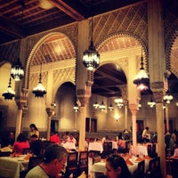 Photo taken at Restaurant Marrakesh by Wed S. on 9/5/2012