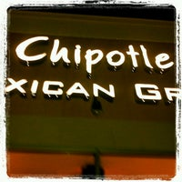 Photo taken at Chipotle Mexican Grill by VfishV Y. on 6/8/2012