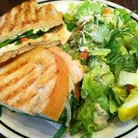 Photo taken at Corner Bakery Cafe by Anahita on 9/1/2012