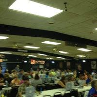 Photo taken at Cave Run Bingo Hall by Bill R. on 8/31/2012