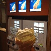 Photo taken at HOKKAIDO  ミルク村 GINZA店 by Kenny L. on 8/19/2012
