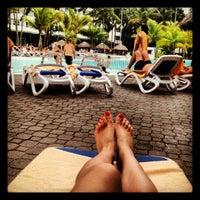 Photo taken at Pool Iberostar Punta Cana & Dominicana by Daria K. on 8/24/2012