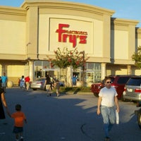 Photo taken at Fry's Electronics by Michael C. on 8/11/2012