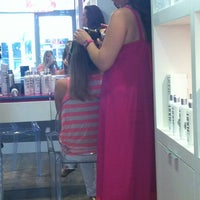 Photo taken at Blo Blow Dry Bar by Kellie K. on 5/12/2012