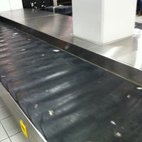 Photo taken at Baggage Belts by Carlo T. on 2/25/2012