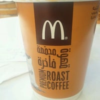 Photo taken at McDonald's by McDonald's Arabia on 5/7/2012