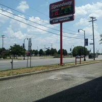 Photo taken at Speedway by Andrea M. on 7/4/2012