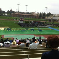 Photo taken at UCLA Drake Track & Field Stadium by Ardy F. on 6/16/2012