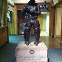 Photo taken at Texas Ranger Hall of Fame and Museum by Amanda H. on 5/7/2012