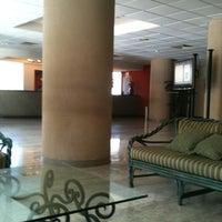 Photo taken at Hotel El Conquistador by Carlos Guillermo A. on 4/21/2012