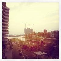 Photo taken at View Point Hamburg by obcram B. on 8/21/2012