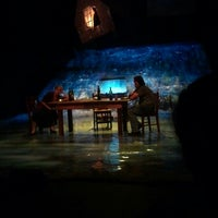 Photo taken at Teatro Victoria Espinosa by Alberto C. on 9/8/2012