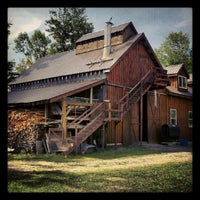 Photo taken at Heritage Farm Pancake House by Ryan M. on 8/15/2012