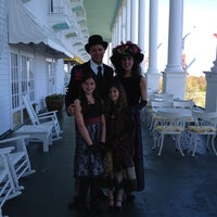 Photo taken at Grand Hotel Parlor by Michele H. on 5/4/2012