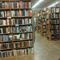 Photo taken at Half Price Books by Anastasia G. on 2/28/2012