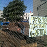 Photo taken at P.S./I.S. 323 by Diane H. on 5/17/2012