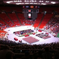 Photo taken at Jon M. Huntsman Center by Theorris B. on 5/5/2012