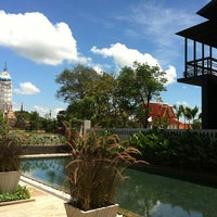 Photo taken at iuDia On The River Hotel by iNann on 7/15/2012