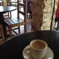 Photo taken at La Covacha Barra de Café by Inti A. on 7/16/2012