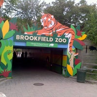 Photo taken at Brookfield Zoo by Zak K. on 7/12/2012