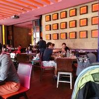9/2/2012にJorge D.がRosa Mexicanoで撮った写真