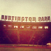Photo taken at Huntington Park by Kele G. on 6/9/2012
