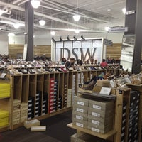 Photo taken at DSW Designer Shoe Warehouse by Kareem R. on 6/3/2012