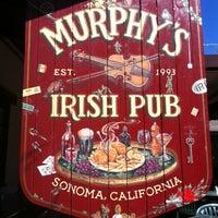 Photo taken at Murphy's Irish Pub by Kimberlee B. on 4/21/2012