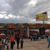 Photo taken at Feria Nacional Potosina by Galletho on 8/20/2012