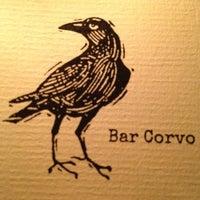 Photo taken at Bar Corvo by Michael M. on 6/2/2012
