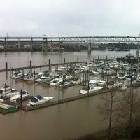 Photo taken at Kimpton RiverPlace Hotel by Bret W. on 3/19/2012