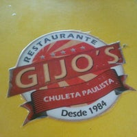 Photo taken at Gijo's by Wagner G. on 2/10/2012