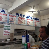 Photo taken at Pizzeria Roccolano by Hugo L. on 8/2/2012