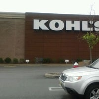 Photo taken at Kohl's Secaucus by Chris C. on 5/8/2012